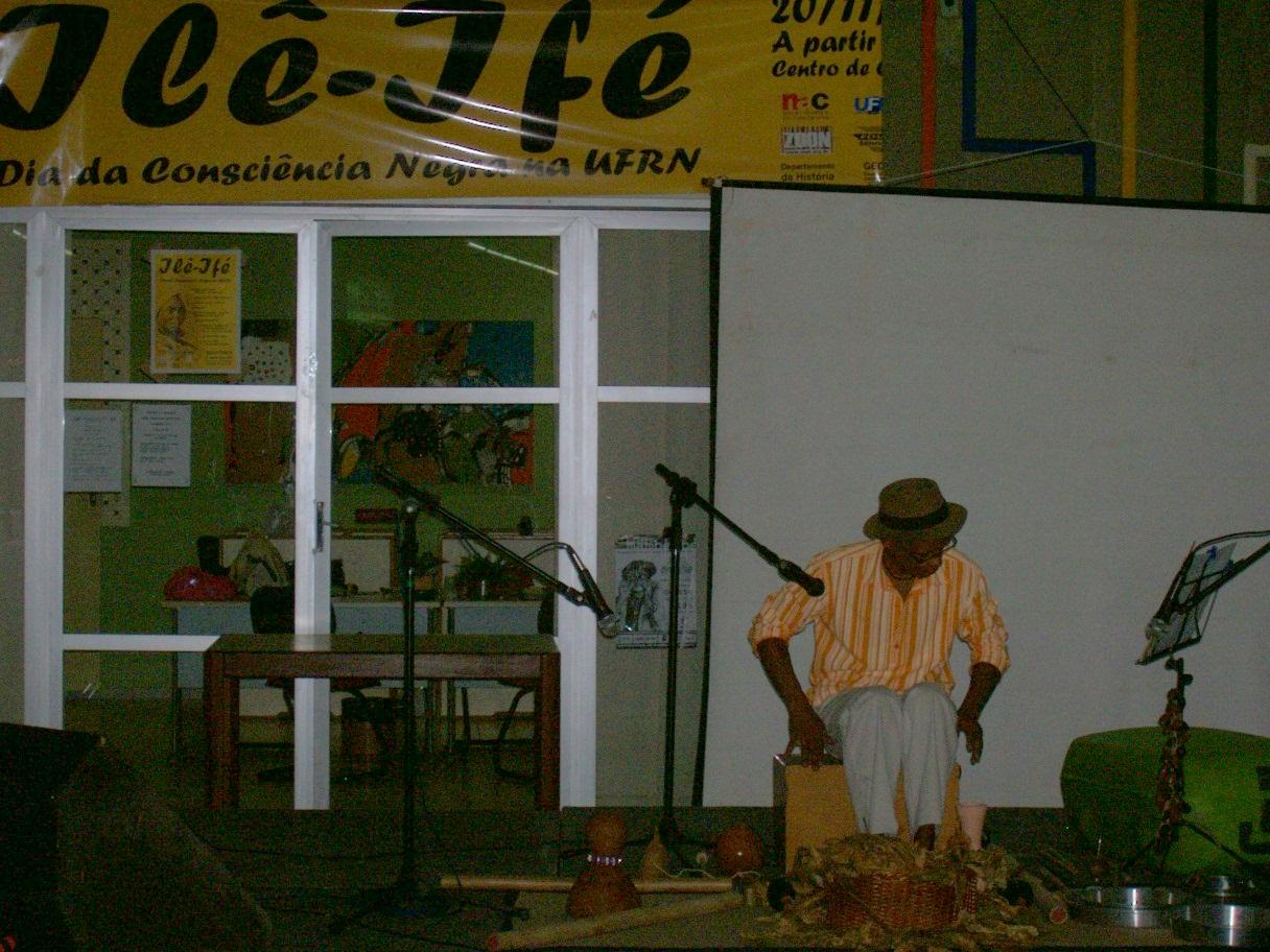 Evento Ilê Ifé. Dia Nacional da Conciência Negra