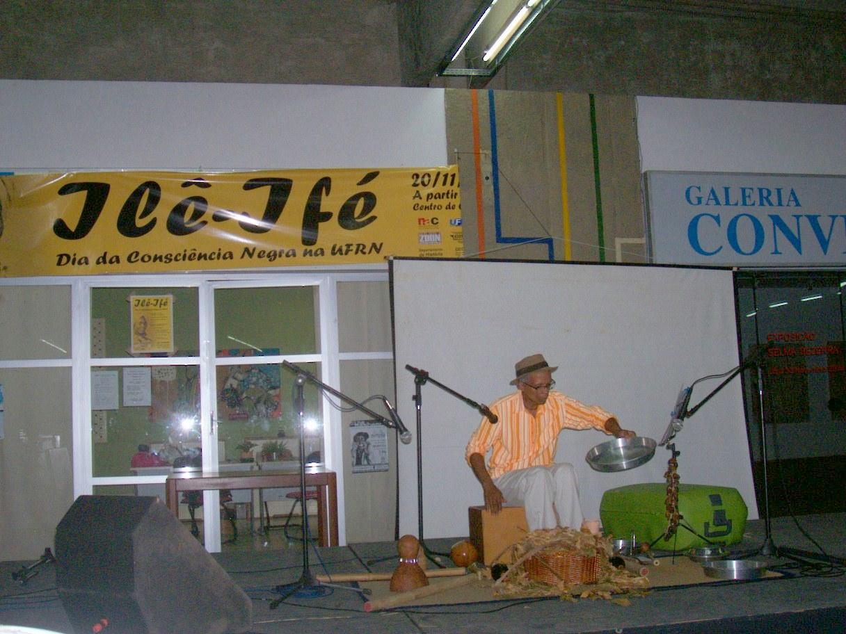 Evento Ilê Ifé.