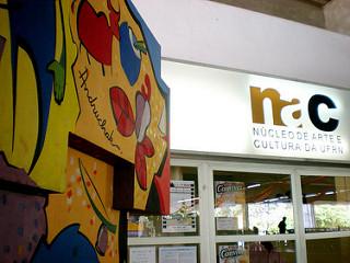 Lista dos Matriculados nos cursos do Atelier de Artes do NAC/UFRN