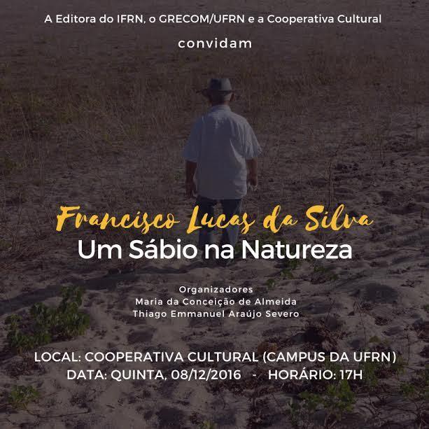 """Pescador e """"doutor"""" na tradição é tema de livro que será lançado na Cooperativa Cultural nessa quinta, 8 de dezembro"""
