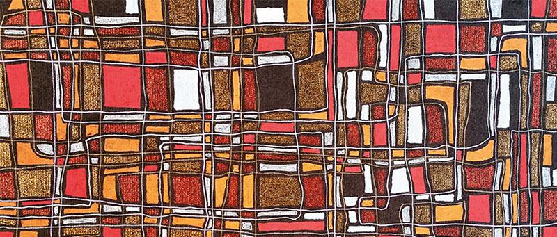 """Exposição """"Os fins da linha"""" de Vicente Vitoriano - Galeria Conviv'art NAC/UFRN - Abertura: Dia 9 de março às 19h"""
