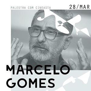 Palestra sobre cinema, com o renomado cineasta Marcelo Gomes, no próximo dia 28/03 às 18h, no  Auditório do CCHLA.