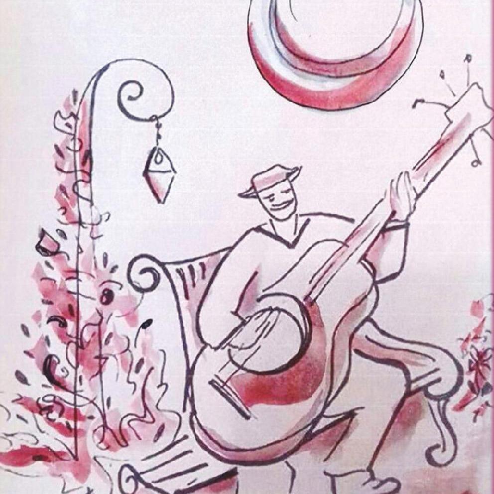 Serestas, Serenatas, Arte e Poesia - 1ª edição de 2017 - 26 de abril de 2017 no Hall da Reitoria da UFRN