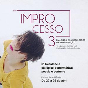 CONVOCATÓRIA - 3ª Residência dialógico-performática: poesia e perfume