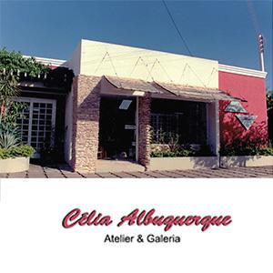 Exposição de Célia Albuquerque na Galeria Conviv'Art - Abertura: 26 de julho, às 19h