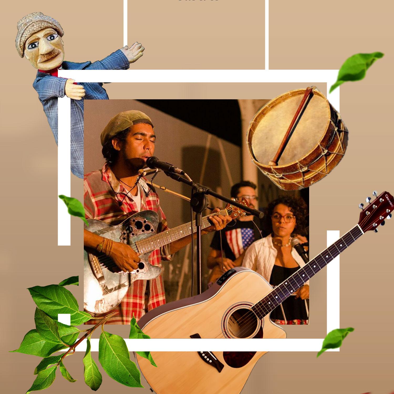 Plano de Cultura, Chão de Saberes e Sigaarte na UFRN apresentam Mariano da Silva no dia 16/08.