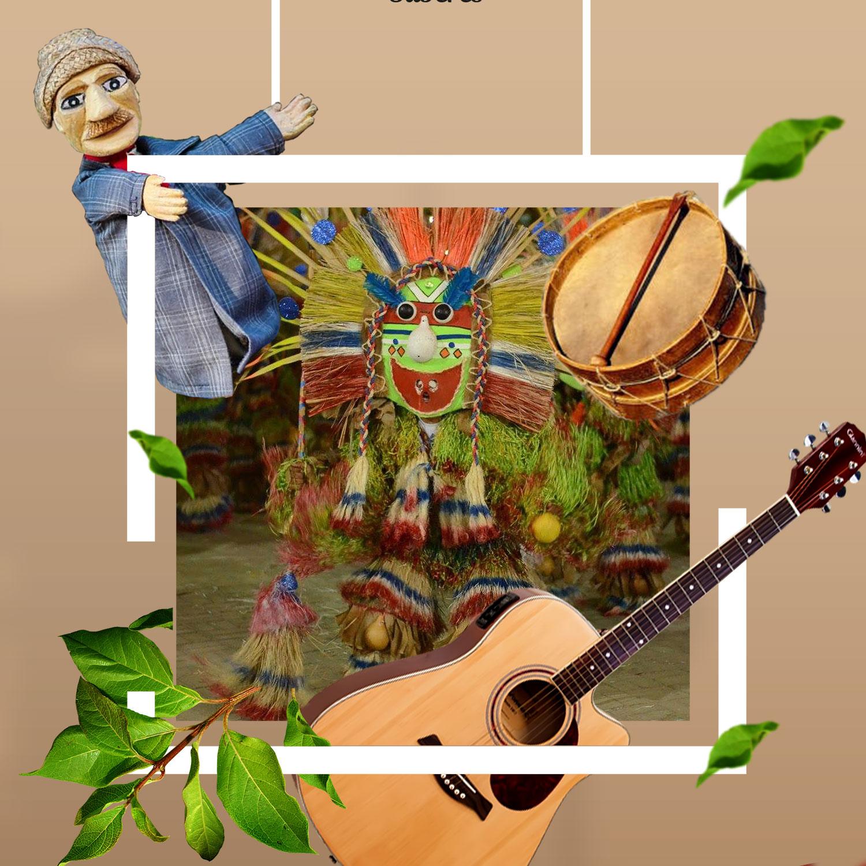 Plano de Cultura, Chão de Saberes e Sigaarte na UFRN apresentam Caboclos de Major Sales no dia 25/08