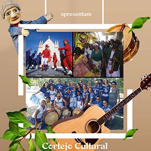 Plano de Cultura, Chão de Saberes e Sigaarte na UFRN apresentam Cortejo Cultural no dia 30/08