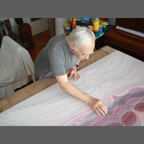 Nota de pesar pelo falecimento do artista Abraham Palatnik, doutor Honoris Causa da UFRN