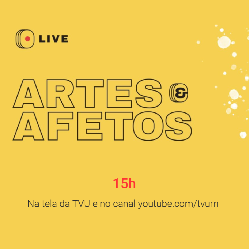 Artes e Afetos - TVU RN