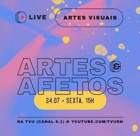 TVU RN: Artes & Afetos - Artes Visuais
