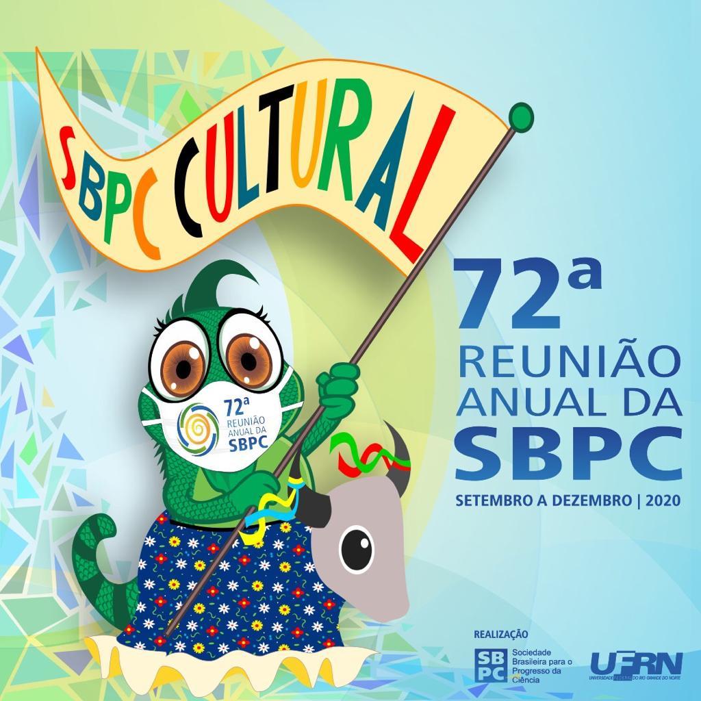 SBPC Cultural: será em modo virtual