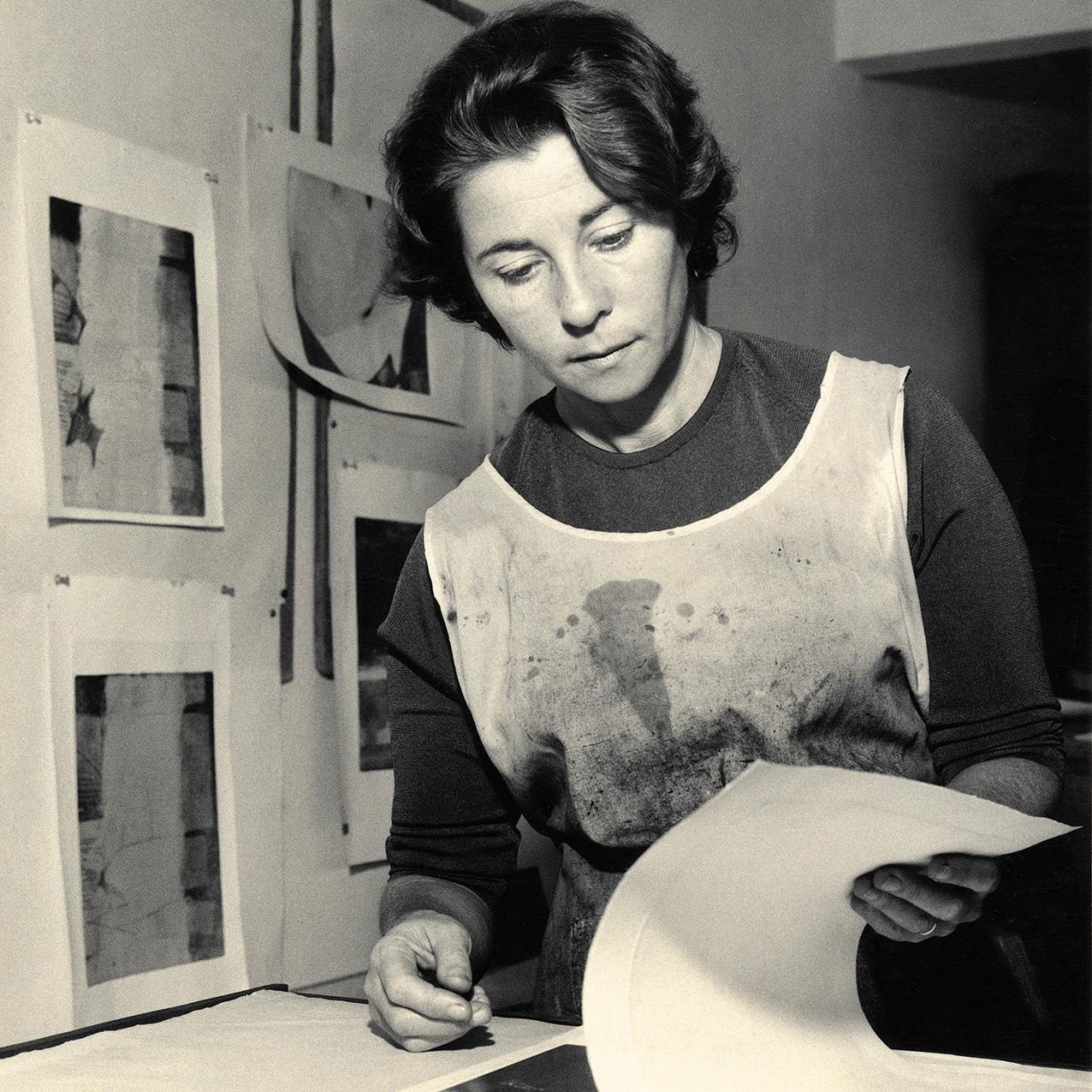 UFRN recebe doação de acervo da artista educadora Fayga Ostrower
