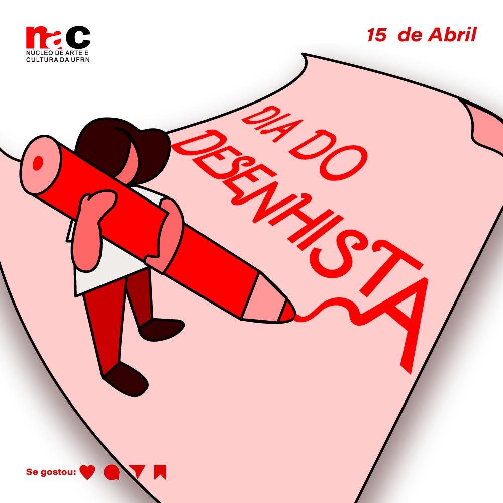 O Dia Mundial do Desenhista