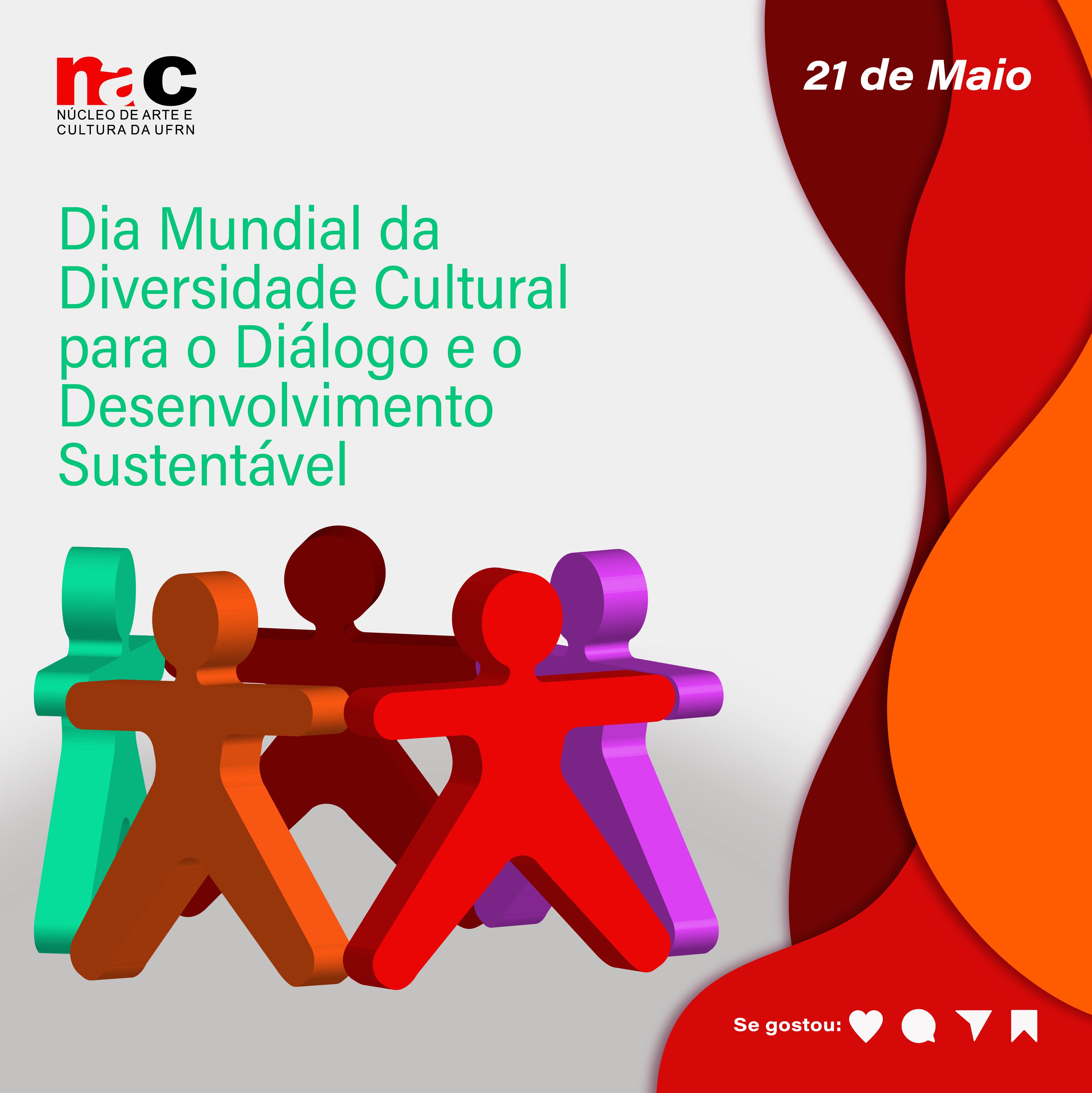 Dia Mundial da Diversidade Cultural para o Diálogo e o Desenvolvimento